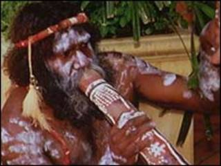 Aborigen australiano