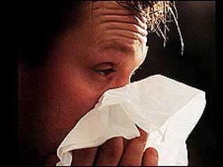 Paciente gripado