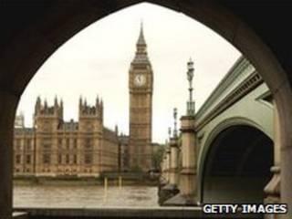 O Parlamento Britânico