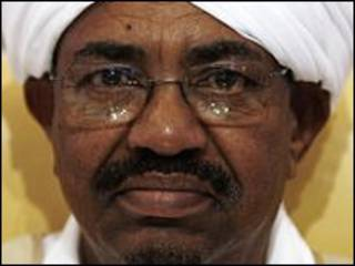 Tổng thống Sudan Omar al-Bashir