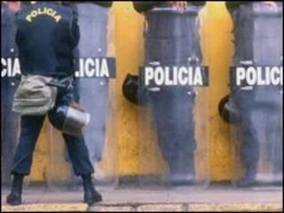 Polícia peruana (arquivo)