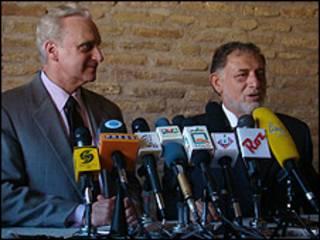 فرانسیس ریچارد دونی، معاون سفیر آمریکا در افغانستان