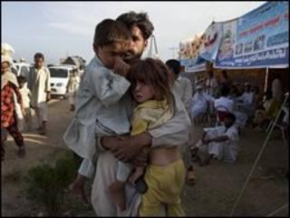 آوارگان پاکستانی