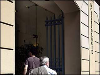 کلیسای ساینتولوژی در پاریس