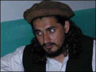 Hakimullah Mehsud, subcomandante del Talibán