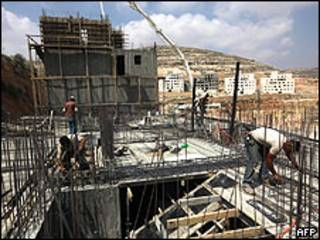 Assentamento judaico na Cisjordânia