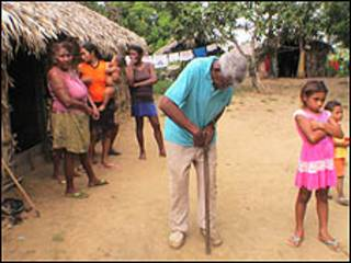 O agricultor Hermógenes Francisco da Conceição (Foto: Alessandra Corrêa)