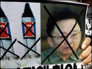 Việc Bắc Hàn thử hỏa tiễn đã làm cho người dân Nam Hàn lo ngại