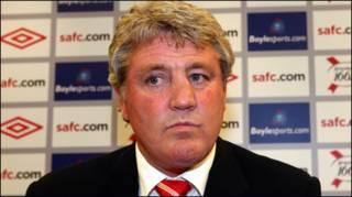 Steve Bruce - Tân HLV Sunderland