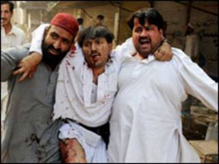 انفجار در پاکستان