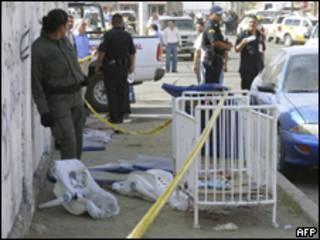 Pelo menos 176 crianças estariam no local no momento do incêndio (AFP, 5/6)