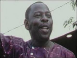 Ken Saro-Wiwa (arquivo)