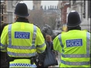 Policiais (arquivo)