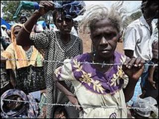بیجا شدگان سریلانکایی