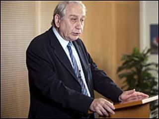 Paul-Louis Arslanian, diretor do BEA