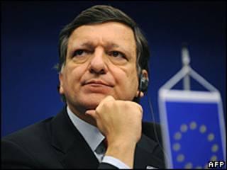 José Manuel Durão Barroso (arquivo)