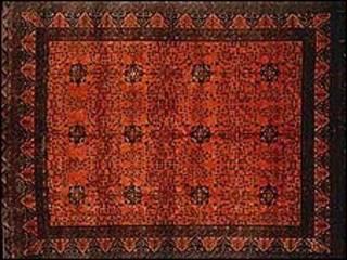 قالین افغانی
