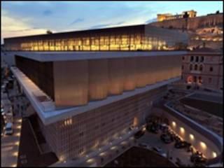 Novo Museu da Acrópole