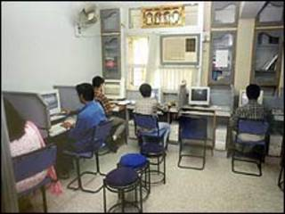 भारत में इंटरनेट