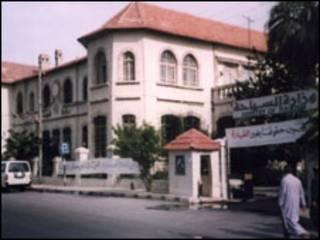 مبنى وزارة السياحة