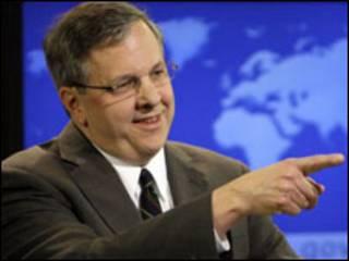 अमरीकी विदेश विभाग के प्रवक्ता ईयन कैली