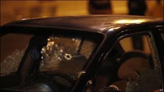 Ataque en Tijuana, México, en julio de 2009. Foto de archivo.