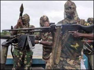 'Yan gwagwarmayar Niger Delta