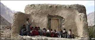 کریدور وخان در افغانستان