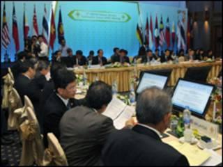 Hội nghị ngoại trưởng Asean họp tại Phuket