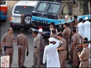 सऊदी अरब पुलिस