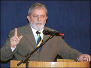 O presidente Luiz Inácio Lula da Silva (Foto: Roosewelt Pinheiro/ ABr)