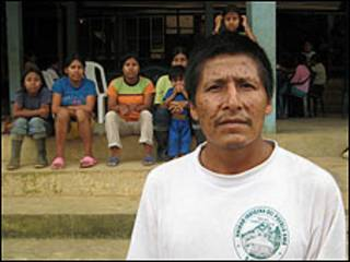 Edgar Alirio Nastacuasu (Foto: Hernando Salazar)