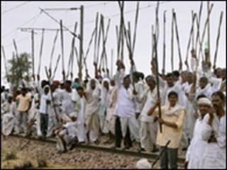 गूजर आंदोलन (फ़ाइल फ़ोटो)