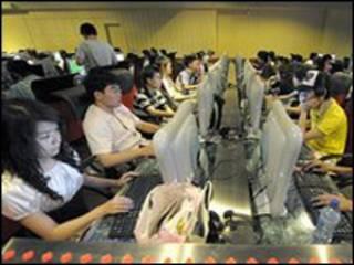 الكومبيوتر في الصين