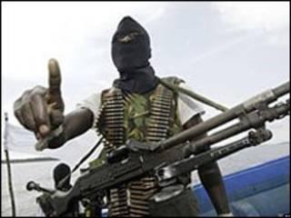 Wani dan bindiga a Nijeriya