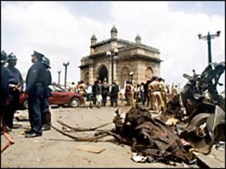 मुंबई में 2003 का विस्फोट