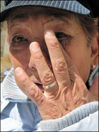 Irma Rodríguez (Foto: BBC Mundo)