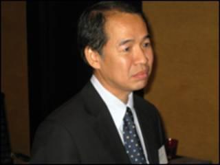 Phó Chủ tịch công ty cổ phần CP Việt Nam Suwes Wangrungarun