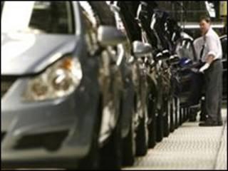 Indústria de carros na Alemanha