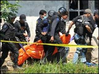 Endonezya polisi