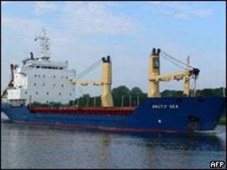 Barco Arctic Sea