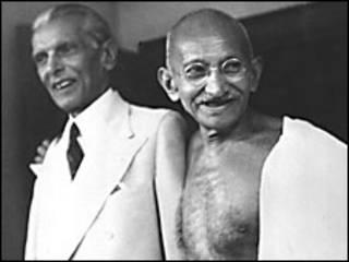 जिन्ना और गांधी