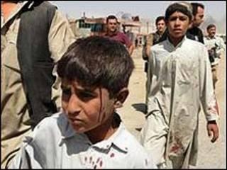 अफ़ग़ानिस्तान में बम धमाका (फ़ाइल फ़ोटो)