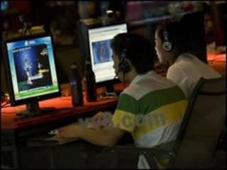 Usuários de internet na China