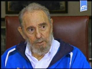 Ông Fidel Castro