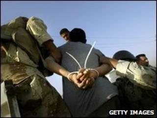 بازداشت در بعقوبه