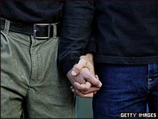 زوج همجنسگرا
