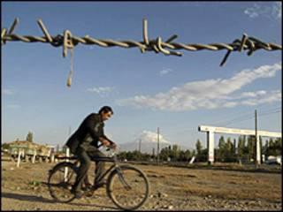 مرز بسته ارمنستان و ترکیه