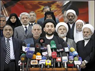 """دعا الحكيم القوى السياسية للانضمام الى الاتئلاف الوطني لتشكيل """"جبهة عريضة لكل الطيف العراقي"""""""