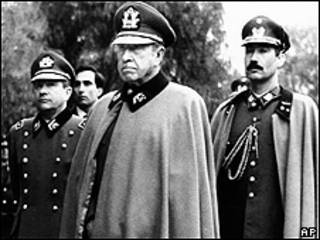 ژنرال آگوستو پینوشه